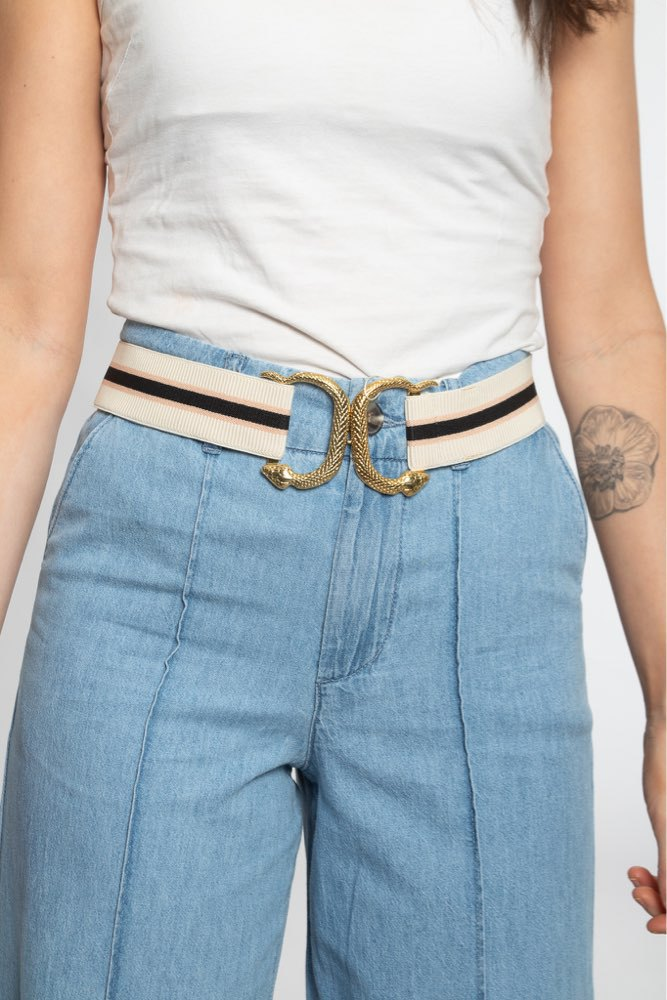 Notes du Nord Keen Waist Belt Gold