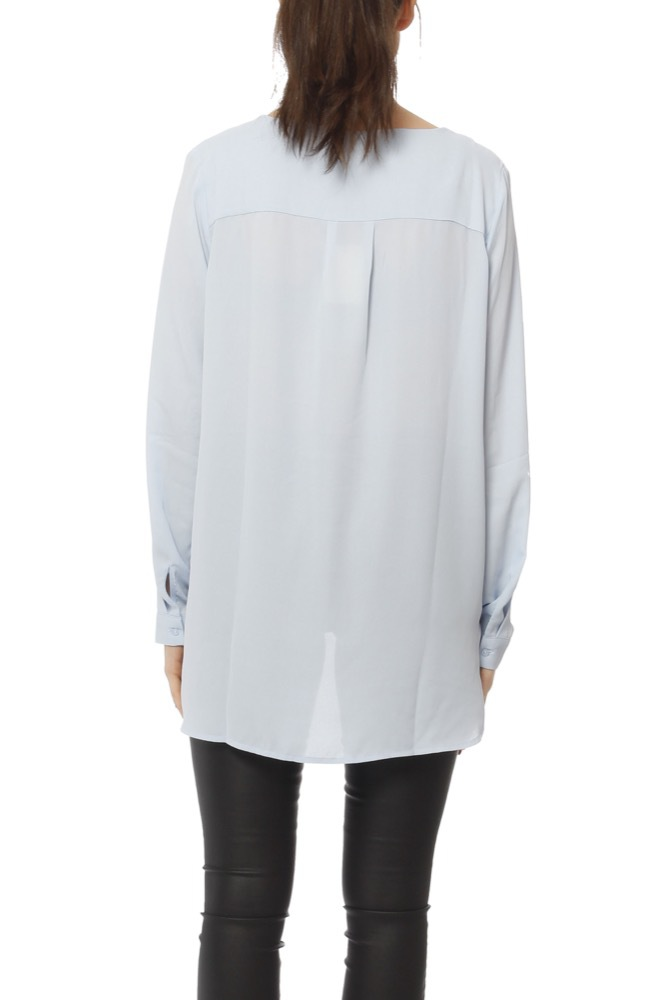 Selected Femme Sfdynella Ls Shirt Skyway