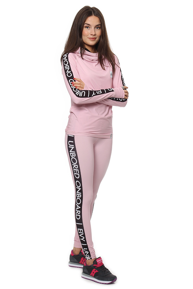 Eivy Icecold Pants Dusty Pink