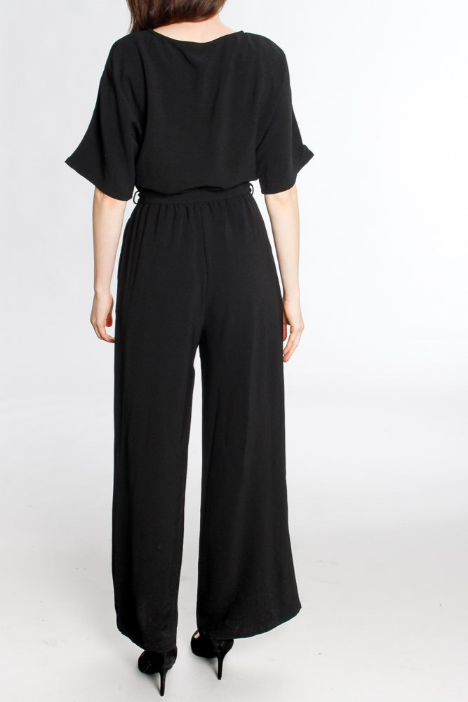 Rut & Circle Ofelia Jumpsuit Black