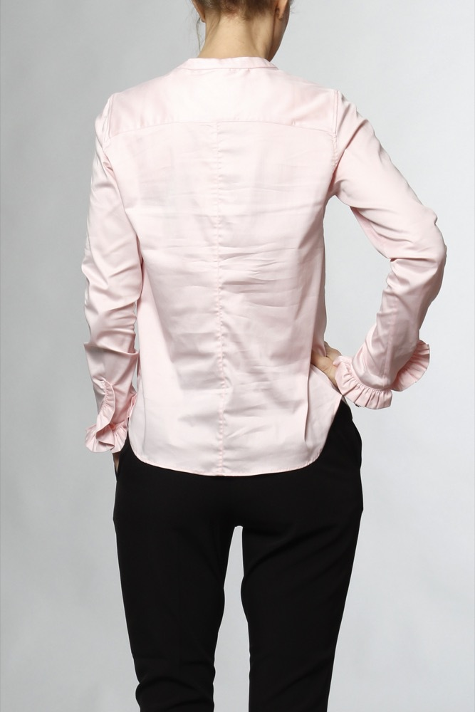 Mos Mosh Mattie Shirt Soft Rose