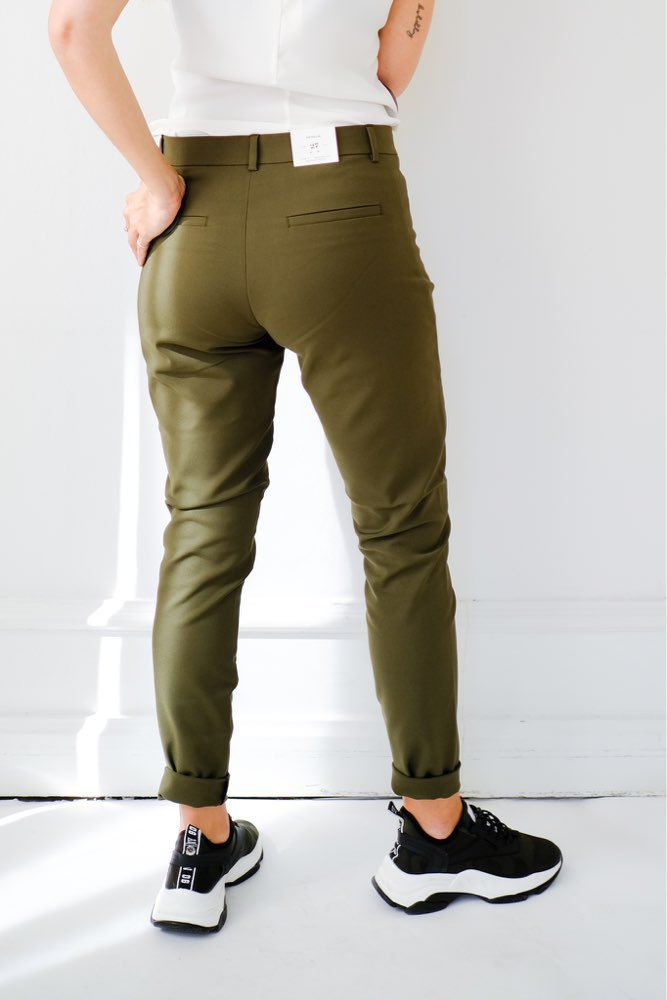 FiveUnits Angelie 238 Jeggin Pant Army