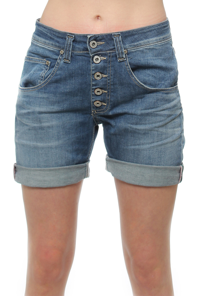 Please 5b Shorts New Usual Denim