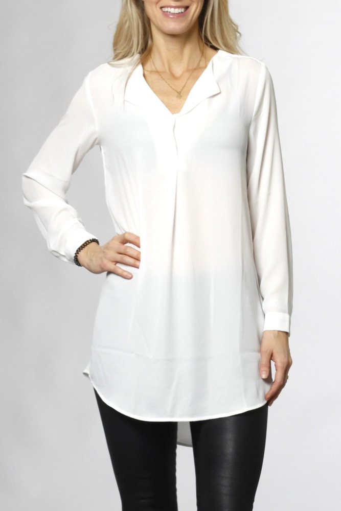 Vila Vilucy L/s Tunic-fav Snow White