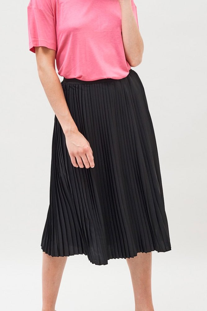 Dr. Denim Kambria Skirt Black