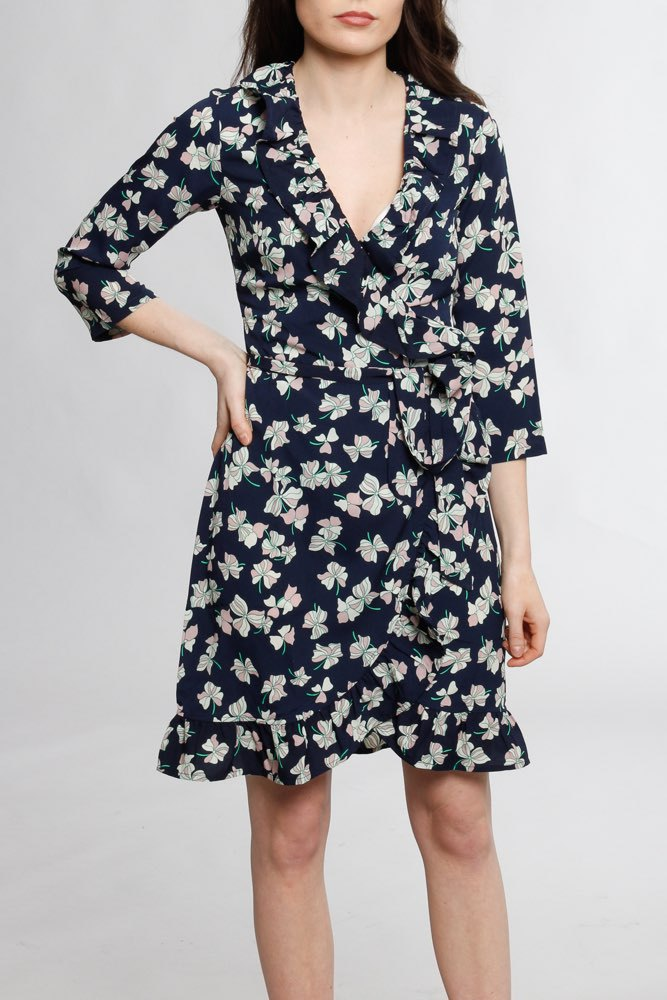 Dry Lake Amelie Dress Candy Print