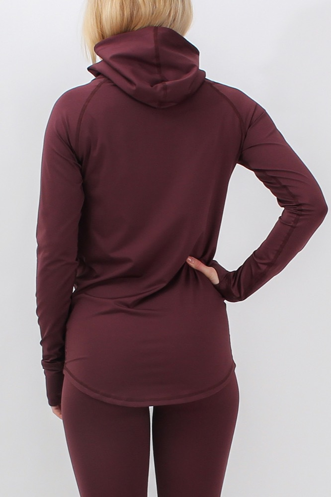 Eivy Icecold Winter Hood Top Wine