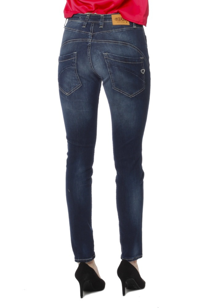 Please Nc Stockholm Str Dim Blu Denim