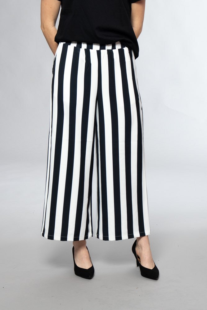 Dr. Denim Abel Trousers Spring Stripe