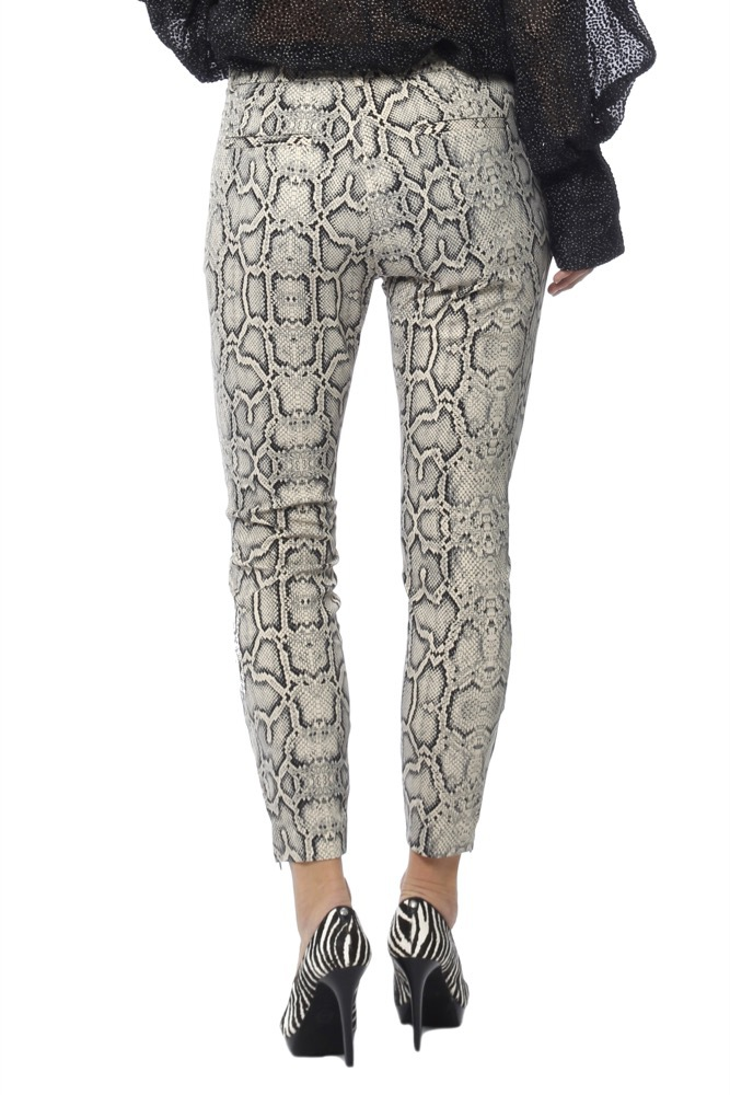 InWear Tesia Pant Nica Fit Neutral Snake