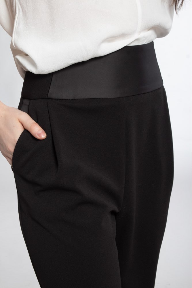 Imperial Fashion Imperial Pant Nero