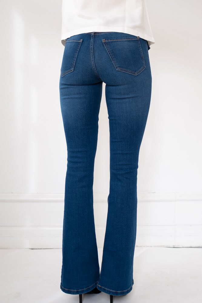 CO'COUTURE Saint Boot Cut Jeans Used Denim