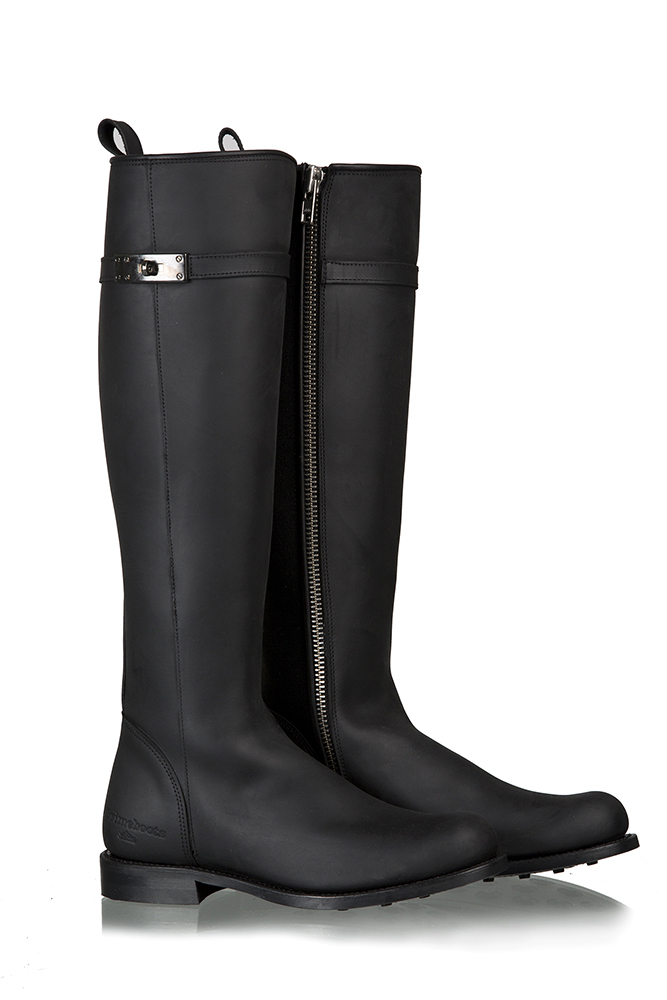 Primeboots Asturias High-531 Old Crazy Black