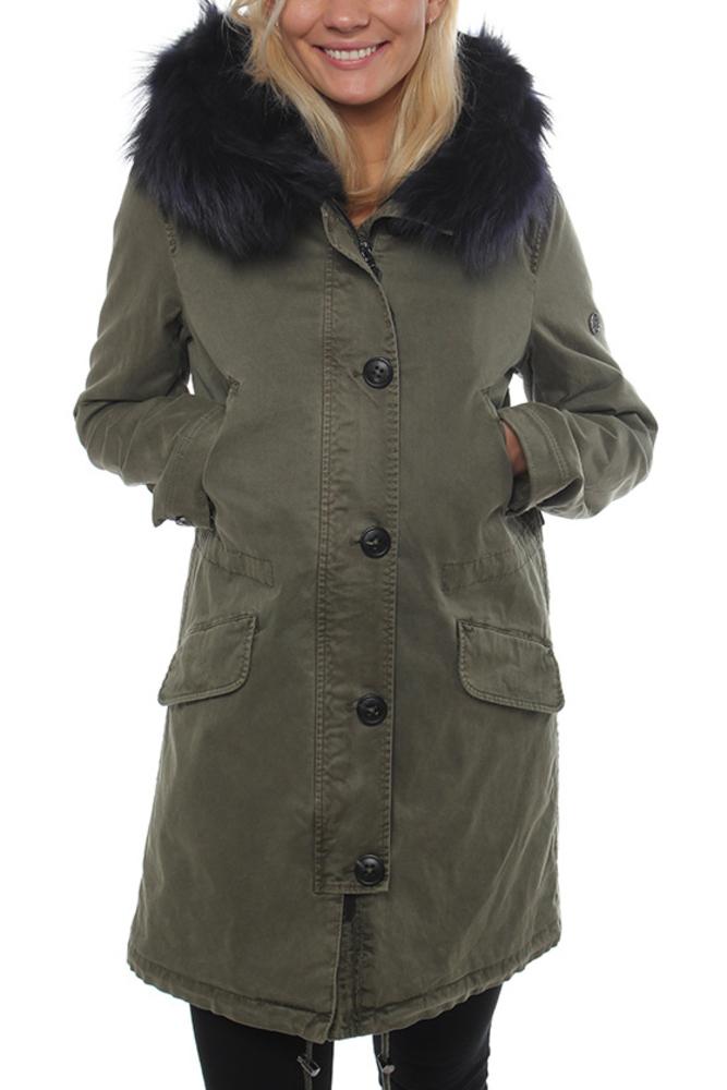 blonde no 8 aspen jacket kaki bluegreen 3850 sek jackor. Black Bedroom Furniture Sets. Home Design Ideas
