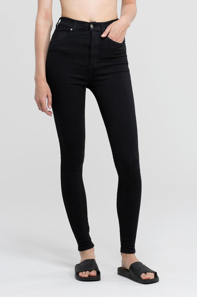 Dr. Denim Moxy Black