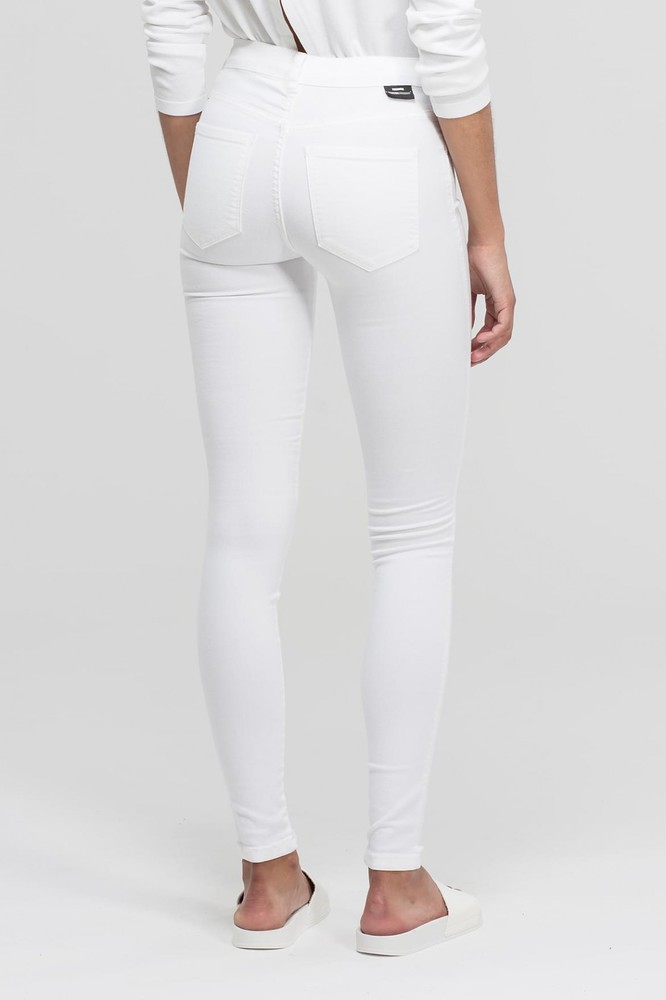 Dr. Denim Plenty White