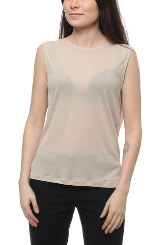Oda Top Raw Silk