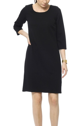 Dry Lake Madigan Dress Black