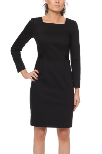 Mos Mosh Blake Night Dress Black