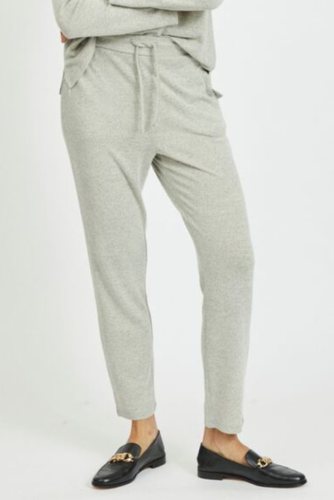 Vila Vilune Rw Pants Super Light Grey