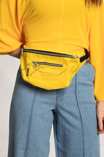 Cheap Monday Bb Bag Web Logo Solar Yellow