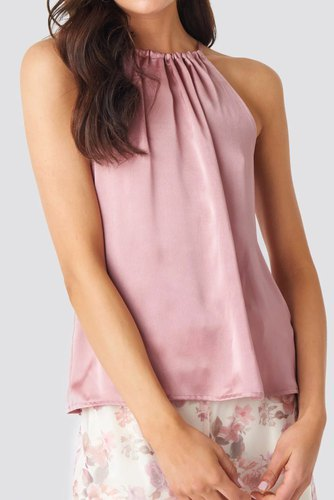 Rut & Circle Bianca Singlet Dusty Pink