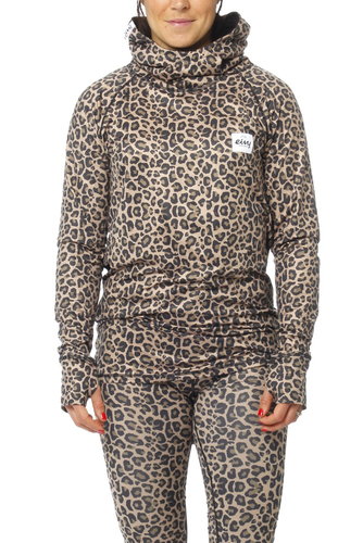 Eivy Icecold Winter Hood Top Leopard