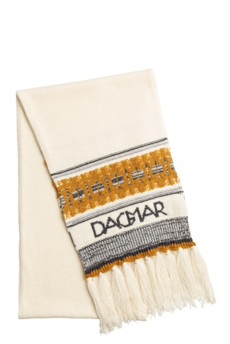 Dagmar Jaquard Scarf Light Multi