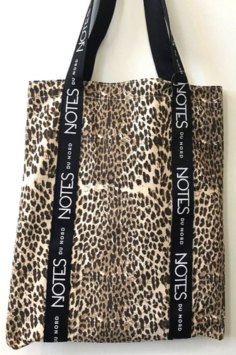 Notes du Nord Kissy Bag Leopard