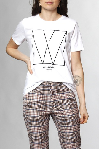 InWear Sera T-shirt Pure White
