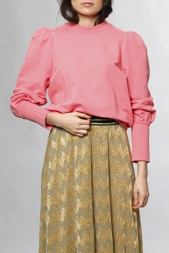 Notes du Nord Karen Sweatshirt Pink Lemonade