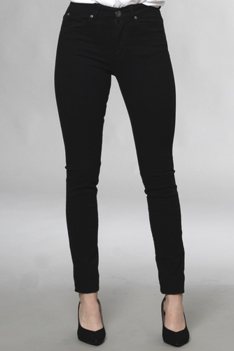 Dr. Denim Arlene Black Black