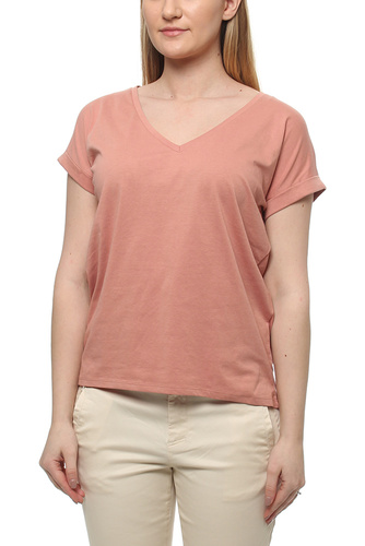 Vidreamers V-neck T-shirt Rose Dawn