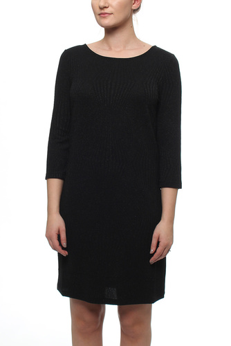 VITANA TINNY 3/4 DRESS BLACK