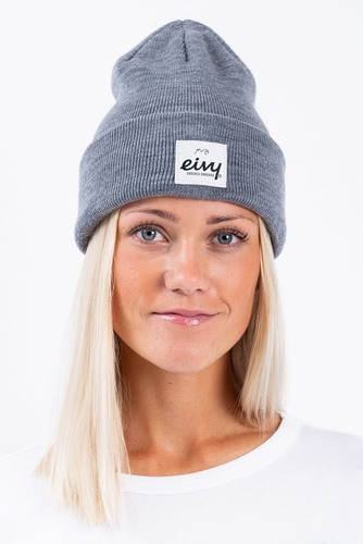 Eivy Watcher Beanie Grey Melange