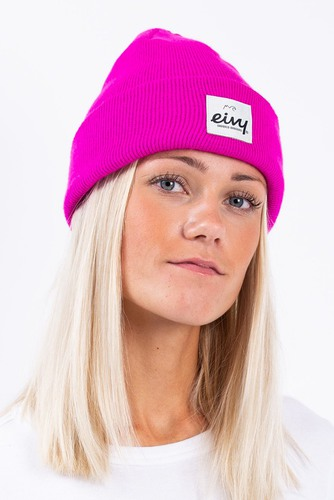 Eivy Watcher Beanie Raspberry