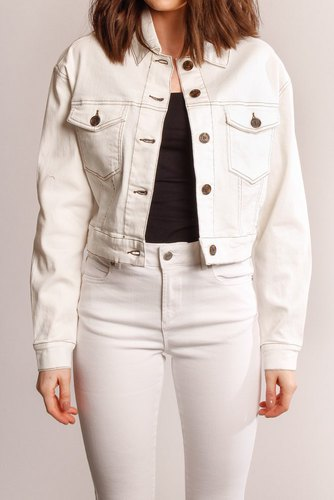 B.YOUNG Bykiki Jacket Marshmallow