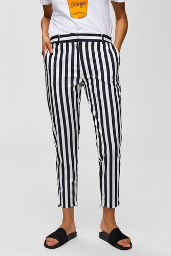 Selected Femme Slfamila Mw Pant Bright White