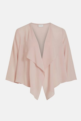 Vila Vialli 3/4 Cover Up/dc/su Pale Mauve
