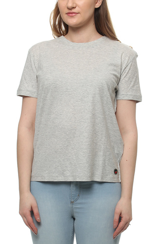 Maia T-shirt Light Grey