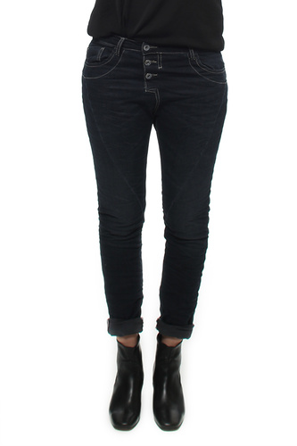 CLASSIC 3B DARK BLUE DENIM