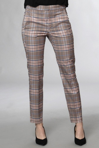 InWear Adalia Zella Cigarette Graphic Check