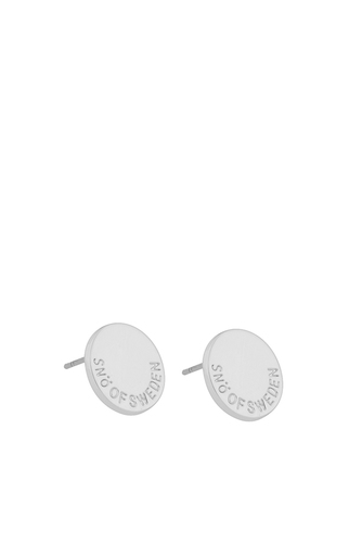 Remy Ear Round Silver