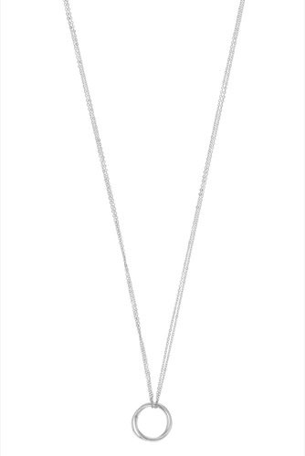 Snö of Sweden Mila Pendant Neck 80 Plain Silver