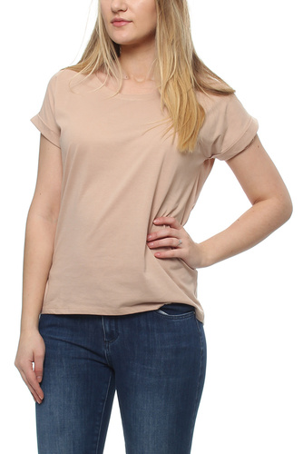 Vidreamers Pure T-shirt Rugby Tan