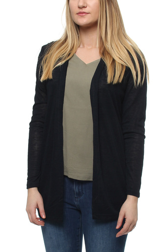 Vila VISUMI CARDIGAN TOTAL ECLIPSE
