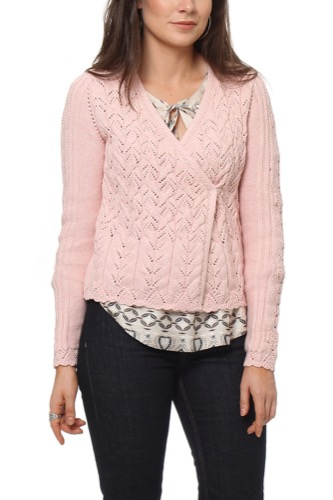 Odd Molly CONCERT CARDIGAN SOFT ROSE