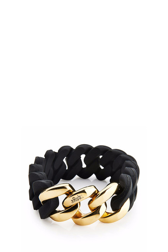 ORIGINAL BRACELET 20MM BLACK/GOLD