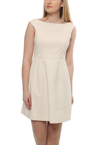 VIATLAS DRESS PINK TINT