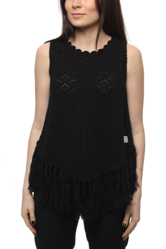 Hey Soul Sister Tanktop Almost Black
